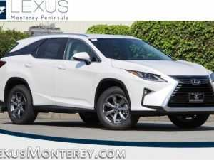 72 The 2019 Lexus Rx L Concept and Review
