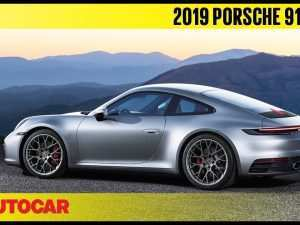 72 The 2019 New Porsche 911 Spy Shoot