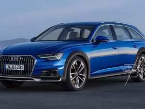 2020 Audi A6 Allroad Usa