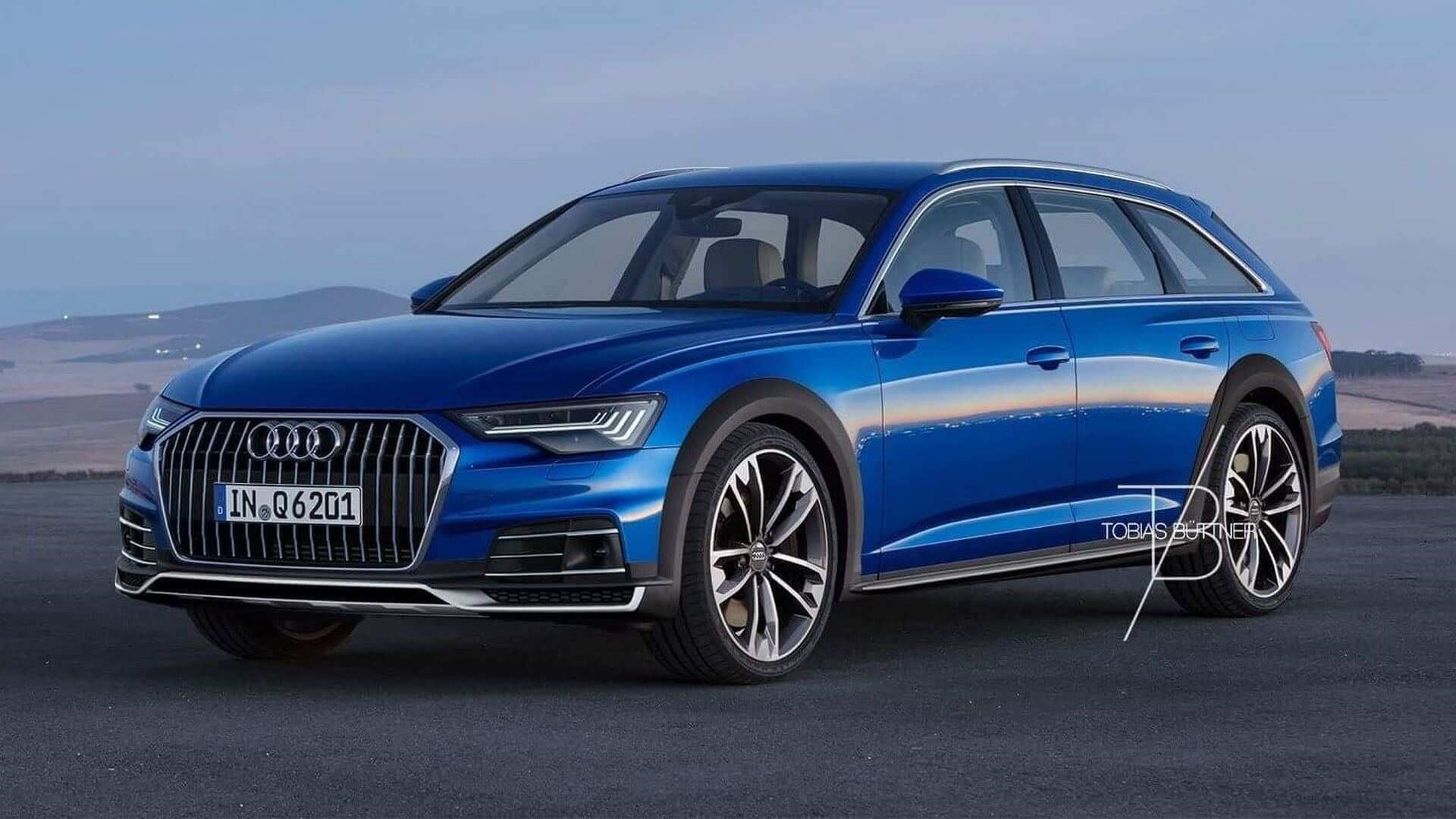 72 The 2020 Audi A6 Allroad Usa Spy Shoot