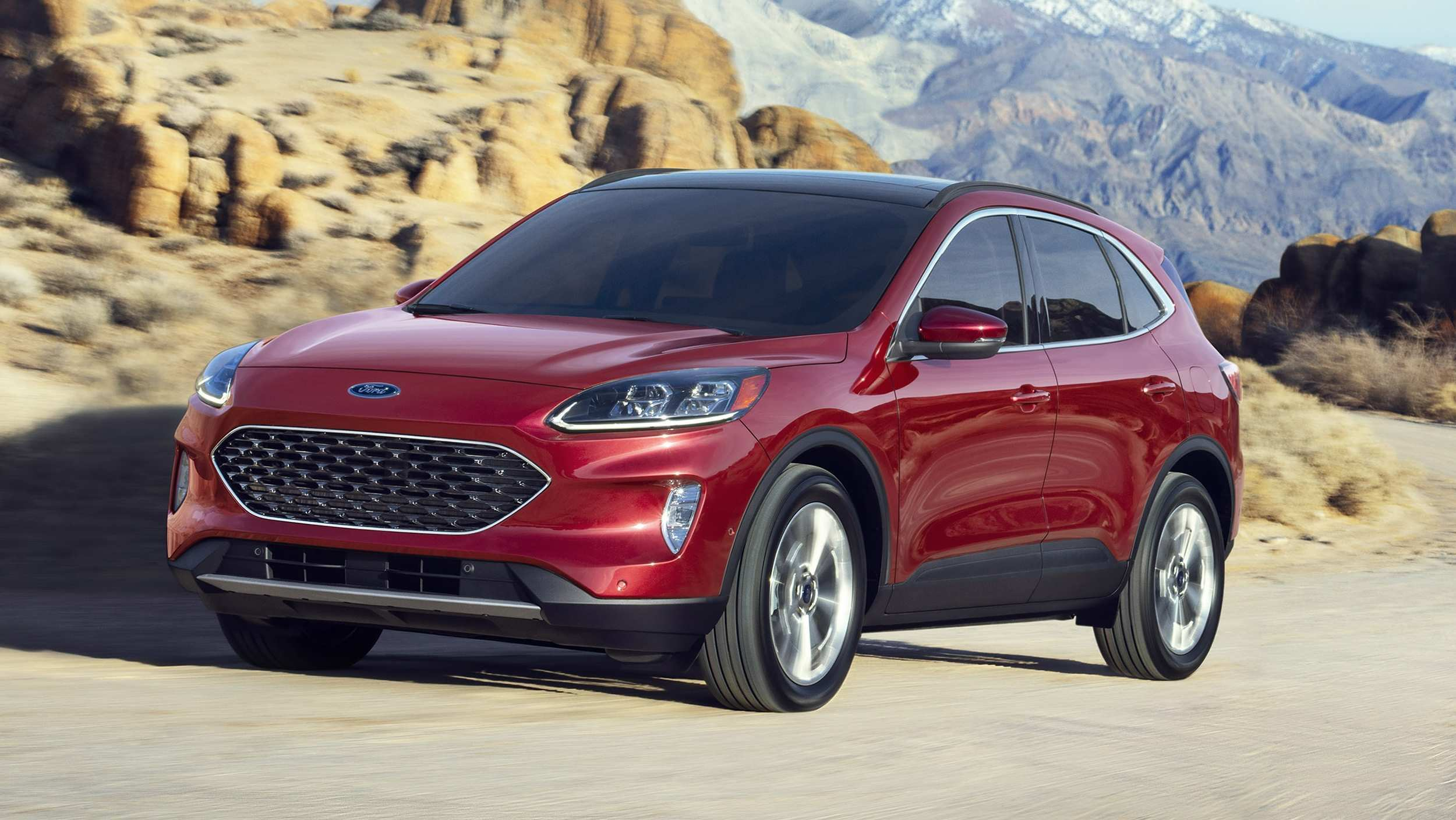 72 The 2020 Ford Crossover First Drive