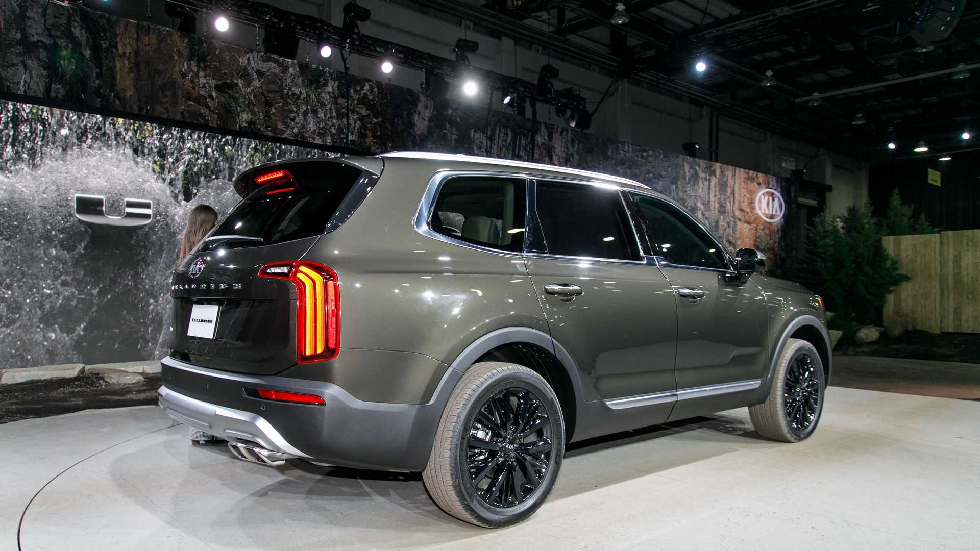 72 The 2020 Kia Telluride Australia Price Design And Review