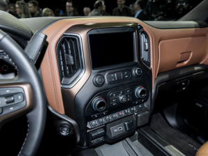72 The Best 2020 Chevrolet Silverado Hd Interior Concept and Review