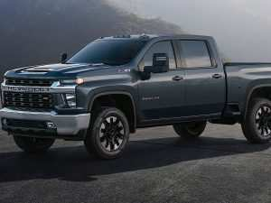 72 The Best 2020 Chevrolet Silverado Images Pictures