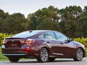 72 The Best 2020 Honda Insight New Review