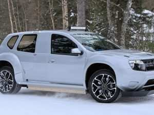 72 The Best Dacia Duster 2020 Style