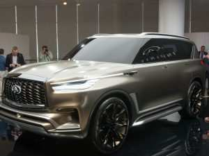72 The Best Infiniti Qx80 Redesign 2020 Reviews