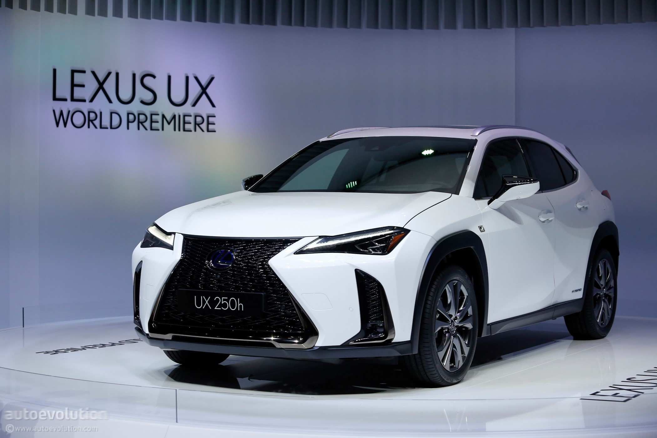 72 The Best Lexus Electric Car 2020 Overview