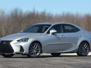 72 The Best Lexus Is 350 F Sport 2020 Redesign and Concept
