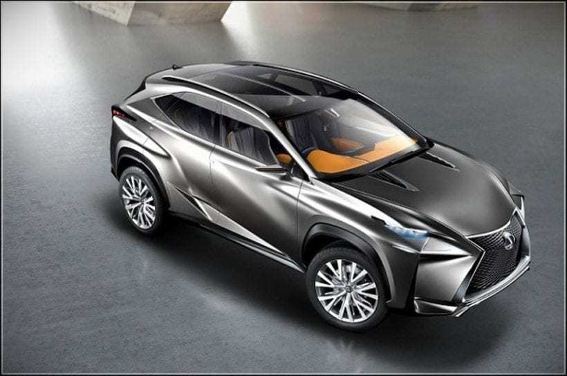 72 The Best Lexus Suv 2020 Pictures