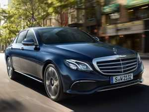 72 The Best Mercedes 2019 E Class Price Model