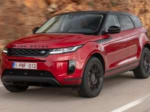 72 The Best New Land Rover Evoque 2019 Exterior and Interior