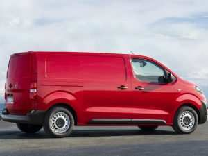 72 The Best Nieuwe Opel Vivaro 2020 Review and Release date