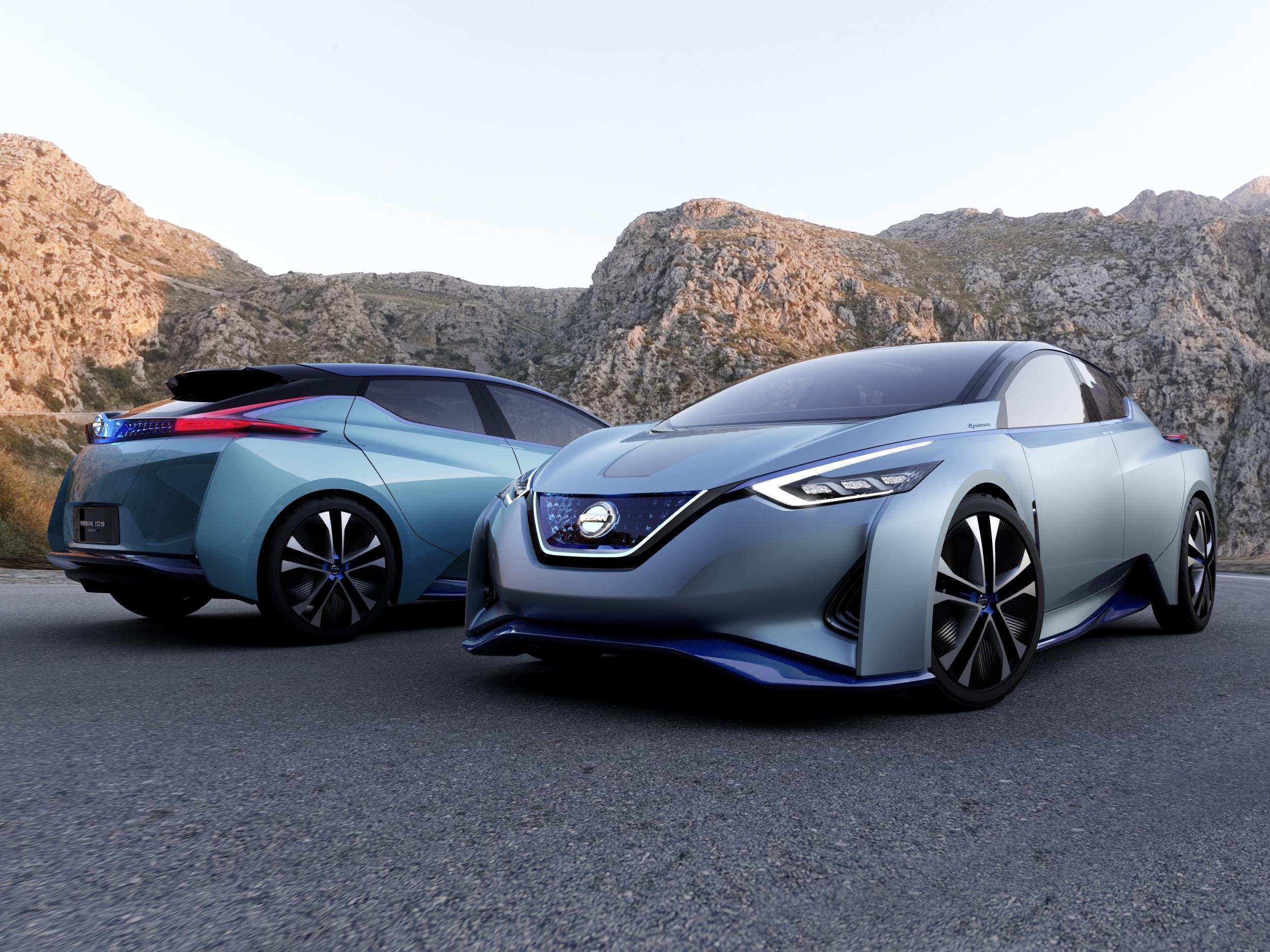 72 The Best Nissan Autonomous 2020 Concept and Review
