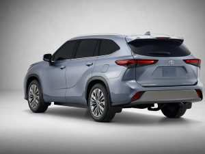 72 The Best Toyota Kluger New Model 2020 Exterior
