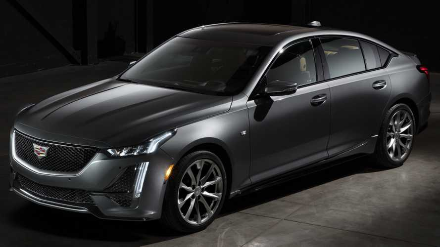 72 The Cadillac Cts 2020 Research New
