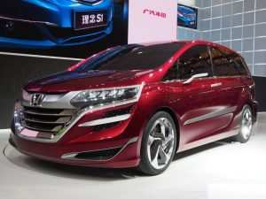 72 The Honda Odyssey 2020 Release Date History