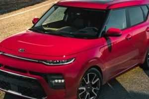 72 The Kia Soul Player X 2020 Images