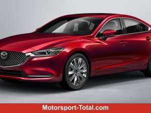 72 The Mazda 6 2020 6 Zylinder Picture