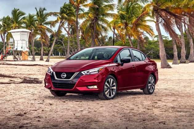 72 The Nissan Sunny 2020 Price And Review
