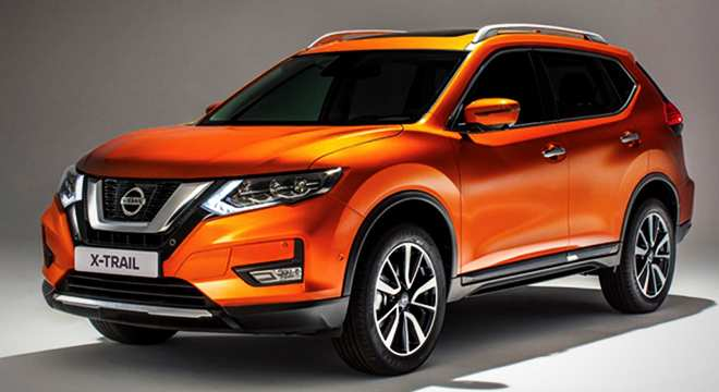 72 The Nissan X Trail 2020 Mexico Redesign And Review