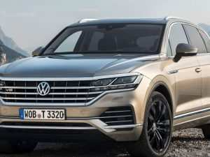 72 The Touareg Vw 2019 Exterior and Interior