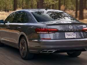 72 The Volkswagen Passat 2020 Usa Style
