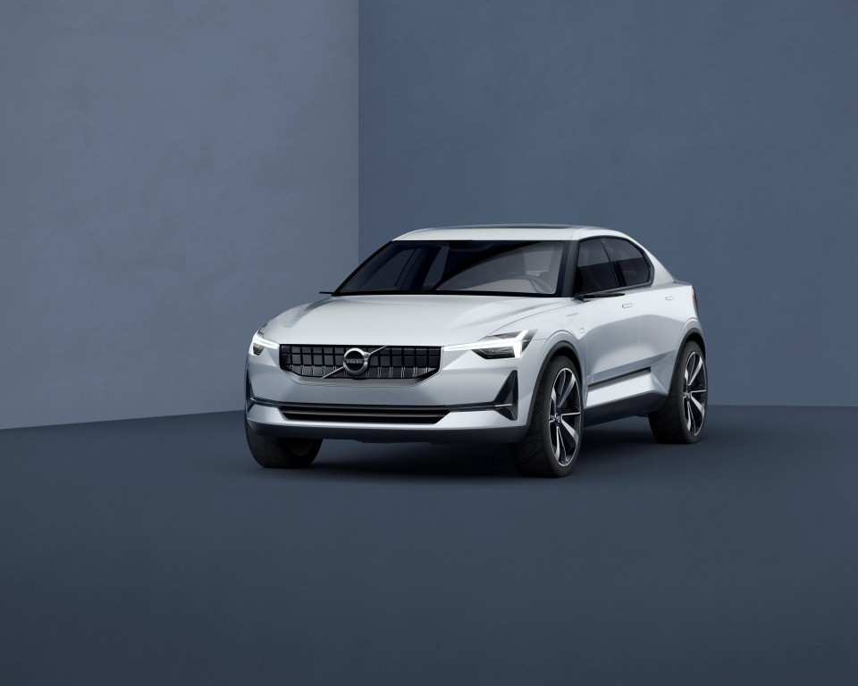 72 The Volvo V40 Cross Country 2020 Concept