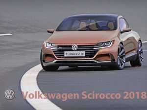 72 The Vw Scirocco 2019 Exterior