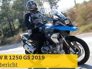 73 A 2019 Bmw 1250 Gs Spesification