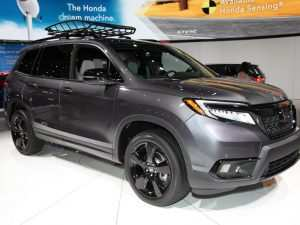 2019 Honda Passport Reviews
