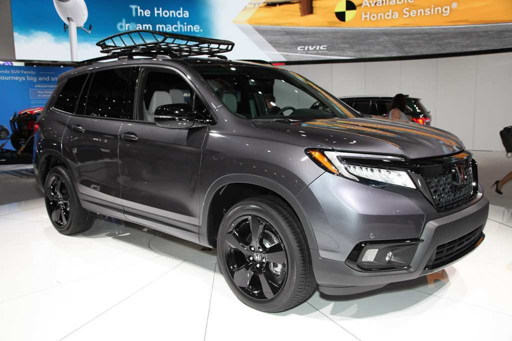 73 A 2019 Honda Passport Reviews Picture