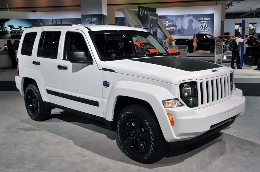 73 A 2019 Jeep Liberty Pictures