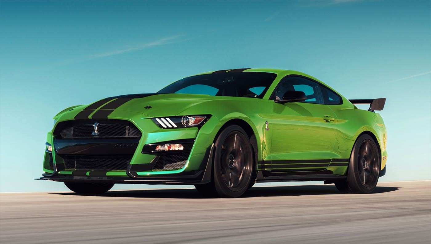 73 A 2020 Ford Mustang Gt Picture