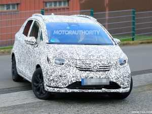 2020 Honda Fit Rumors