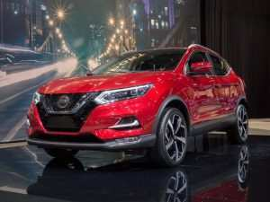 73 A 2020 Nissan Rogue Sport Speed Test