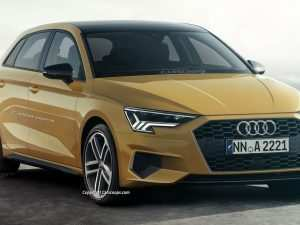 73 A Audi A3 2020 Release Date Concept and Review
