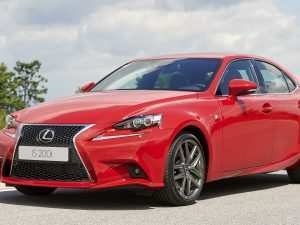 73 A Lexus Is200T 2020 Picture