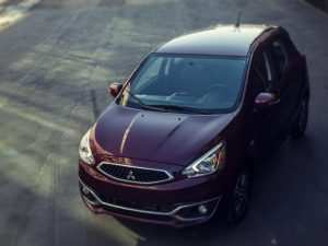 73 A Mitsubishi Mirage Facelift 2020 Exterior and Interior