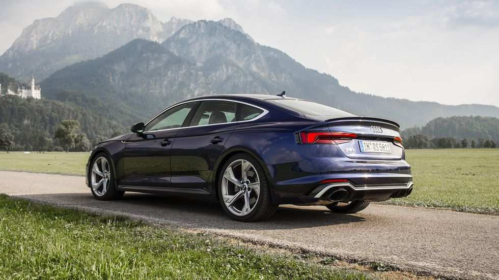 73 A New 2019 Audi Rs5 Overview