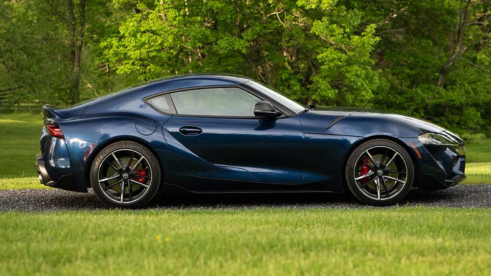 73 A Toyota Supra 2020 BMW Redesign And Concept