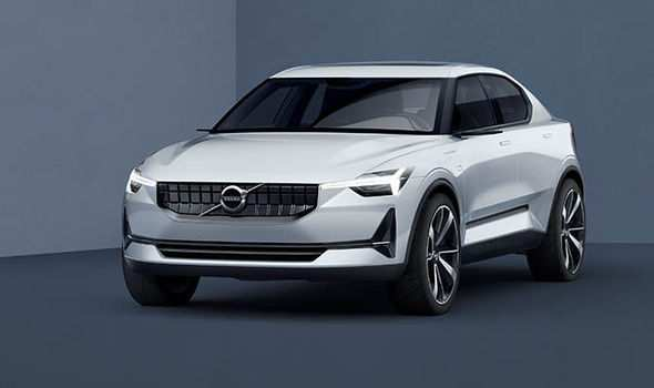 73 A Volvo 2019 Electric Speed Test