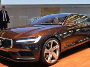 73 A Volvo S90 Coupe 2020 Research New