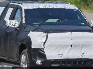 73 A When Will The 2020 Chevrolet Tahoe Be Released Model