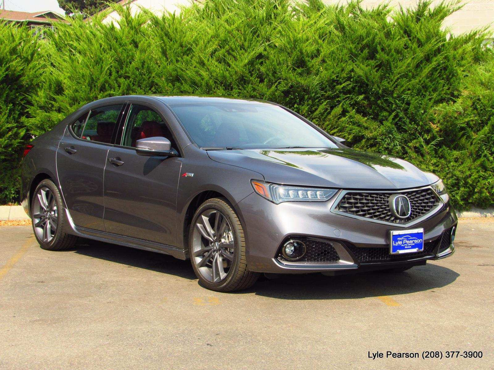 73 All New 2019 Acura Tlx Reviews