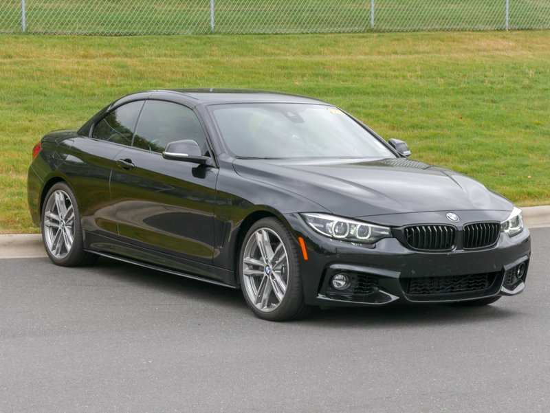 73 All New 2019 Bmw 4 Convertible New Review