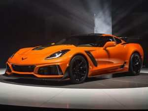 73 All New 2019 Chevrolet Corvette Price New Model and Performance