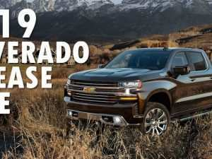 73 All New 2019 Chevrolet Silverado Aluminum Specs and Review