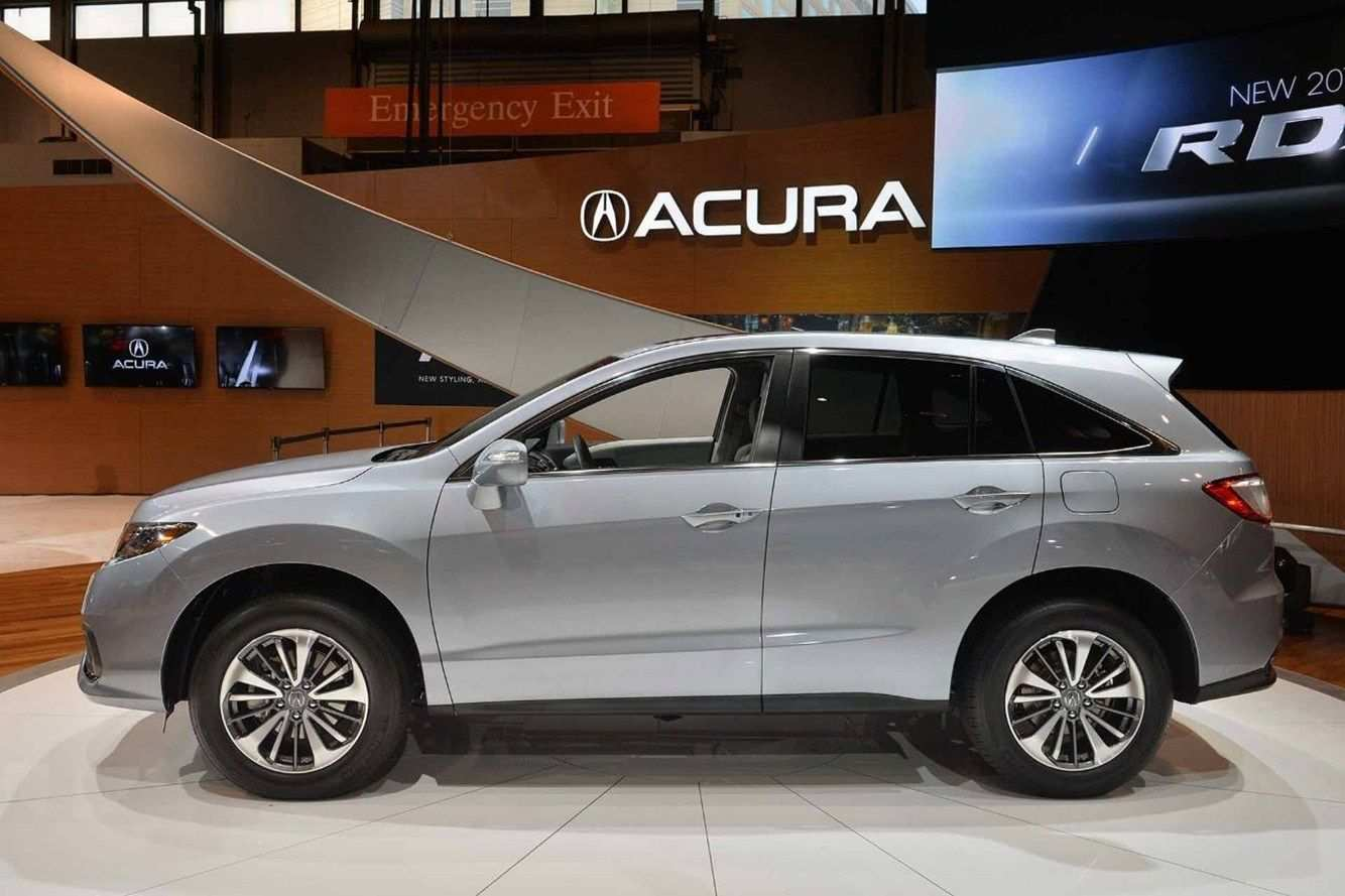 73 All New 2020 Acura Mdx Spy Photos Redesign and Review