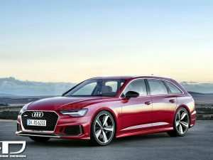 73 All New 2020 Audi Rs6 Images